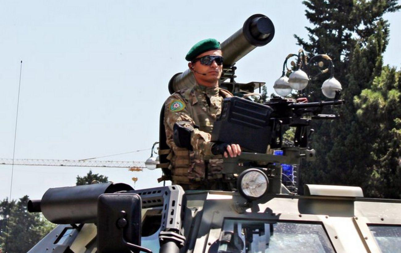 Азербайджан заявил о потерях в ходе столкновений с силами Армении