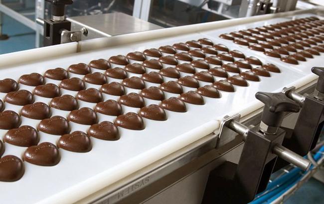 Фото: Украина немного уменьшила производство шоколада (roshen.com)