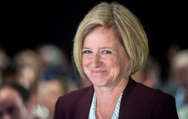 """Прем'єр-міністр канадської провінції показала своє """"українське"""" дитинство"""