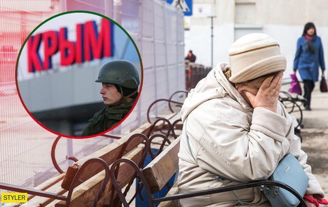 """""""Спеціальна розробка"""": кримчан годують """"зараженими"""" продуктами"""