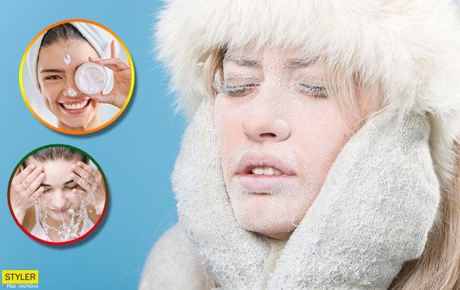 Топ-5 советов, как спасти кожу в холода