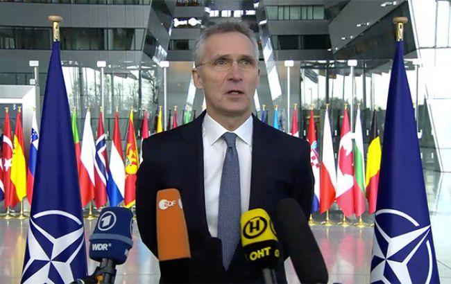 В НАТО одобрили возобновление и расширение миссии в Ираке