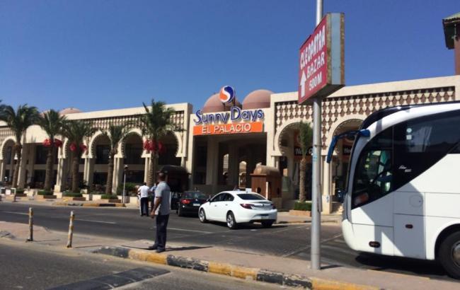 Фото: отель, в котором произошло нападение (www.facebook.com/diaa.elhadidy)