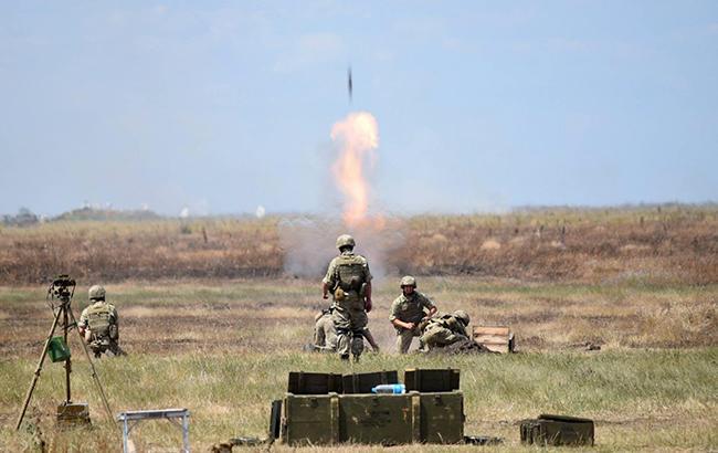 Ранены итравмированы 5 военных— Сутки вДонбассе