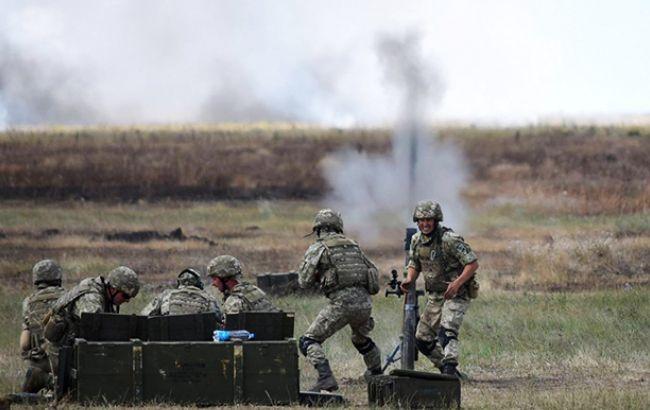 Ситуація на Донбасі залишається напруженою, однак під контролем ЗСУ, - штаб АТО