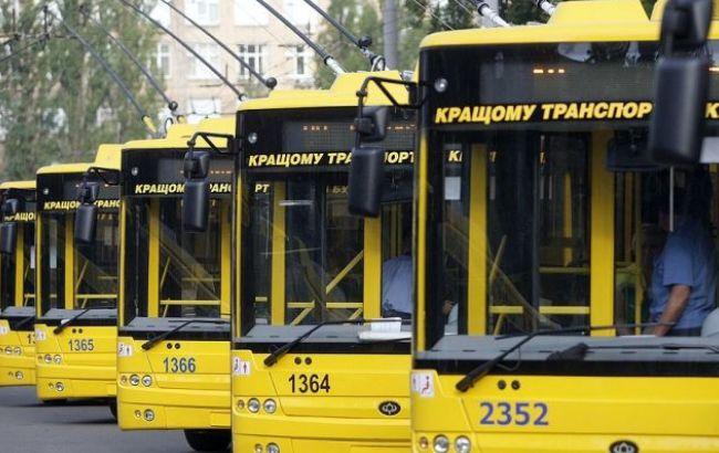 Фото: в Киеве с 30 декабря появятся ночные маршруты