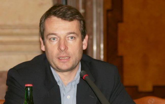 """Фото: керівник організації """"Людина в біді"""" Шимон Панек"""