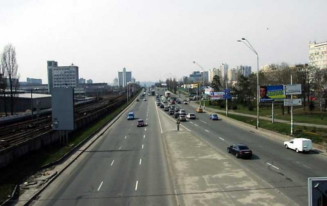 Фото: Броварской проспект