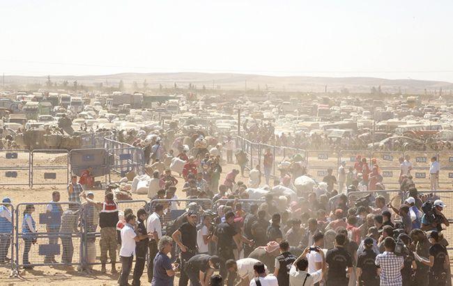 Фото: лагерь беженцев Турции (flickr.com/Başbakanlık AFAD)