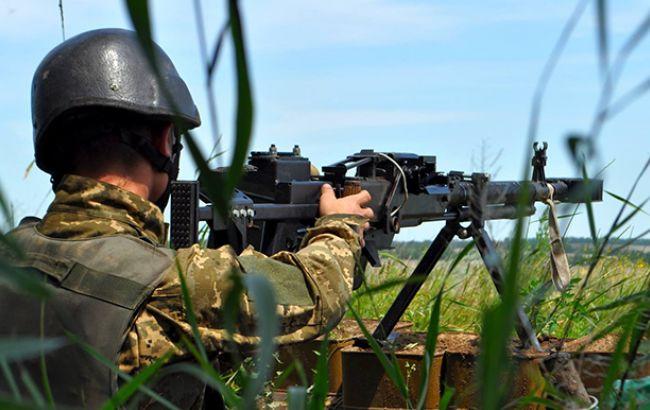 Фото: война на Донбассе (facebook.com/ato.news)