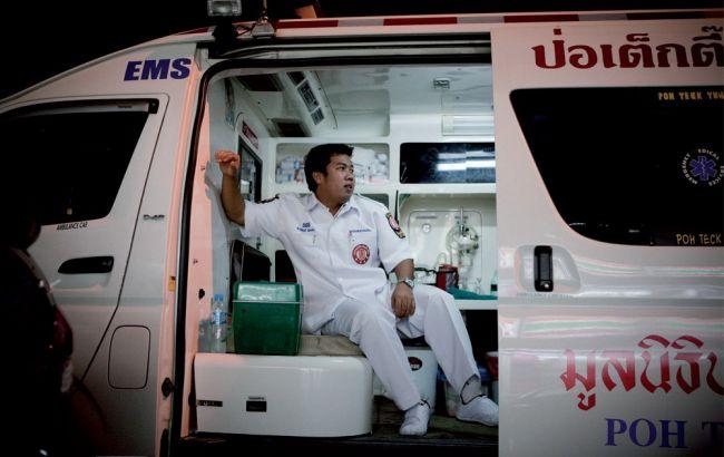 На півдні Таїланду прогриміли два вибухи, 40 людей отримали поранення
