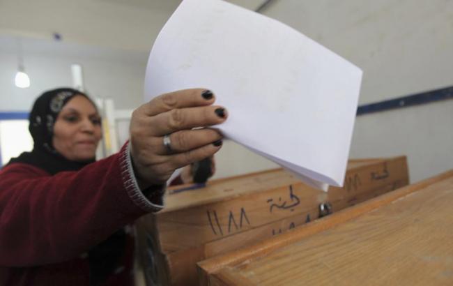 Выборы в парламент Египта пройдут в октябре