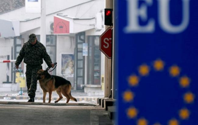 Франция оценила убыткиЕС отвведения погранконтроля в государствах Шенгена