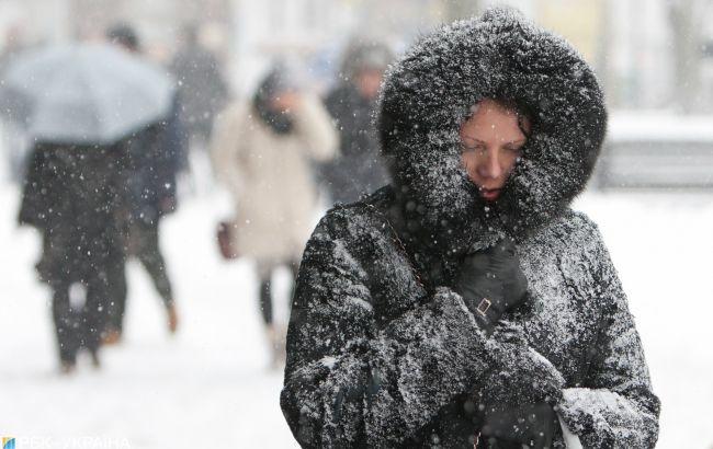 На Україну насуваються снігопади і морози: які області під загрозою