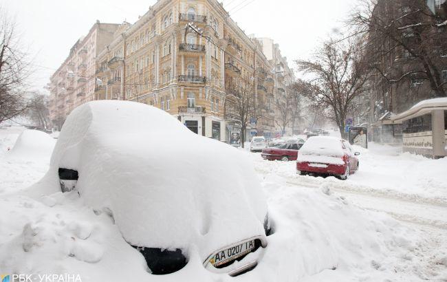 Укргидрометцентр спрогнозировал погоду на февраль