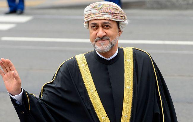 Новий султан Оману розказав про плани на зовнішню політику