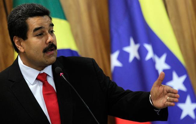 Фото: президент Венесуэлы Николас Мадуро