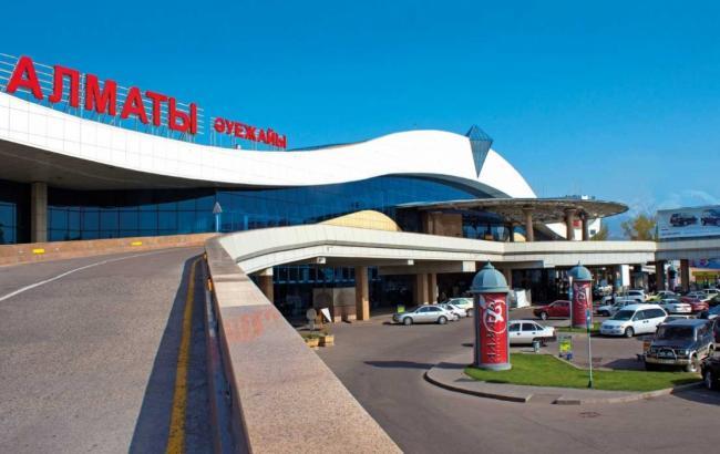 Фото: аэропорт Алматы