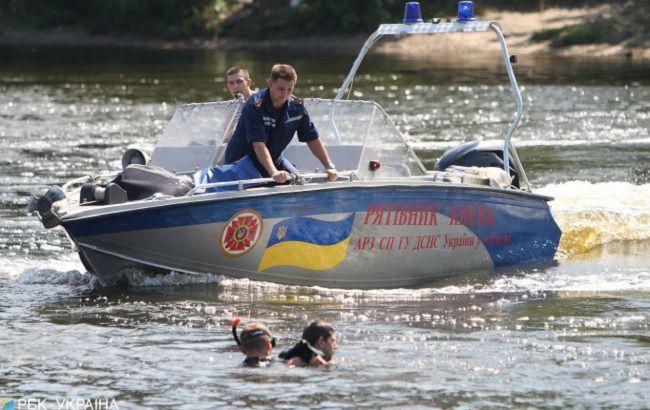 Найдено тело пропавшего на Киевском водохранилище ребенка после двух дней поиска, еще ищут отца