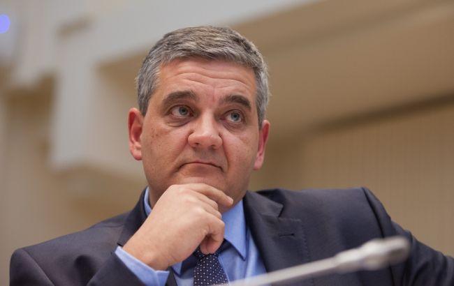 Фото: министр обороны Бельгии Стевен Вандепют
