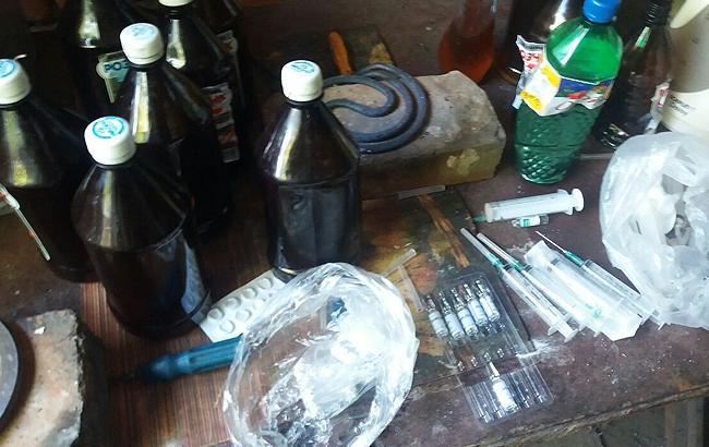 Фото: изъятые предметы (СБУ)