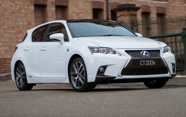 Фото: Lexus лидирует в рейтинге надежности