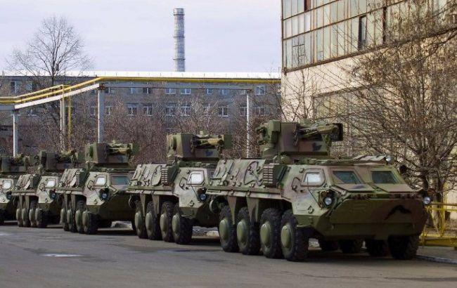 Україна в 2016 році скоротила витрати на оборону, - SIPRI
