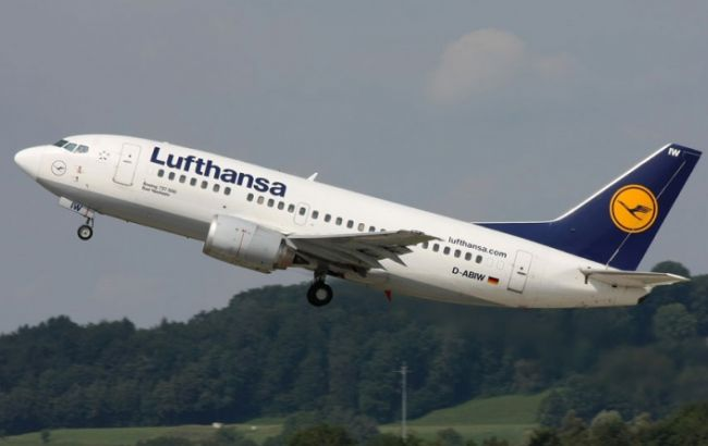 Фото: Lufthansa