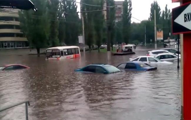 Наводнение картинки для детей
