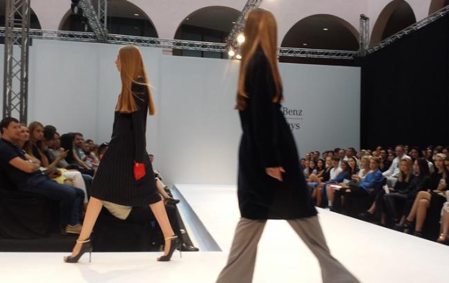 Самые яркие показы Mercedes-Benz Kiev Fashion Days в Киеве