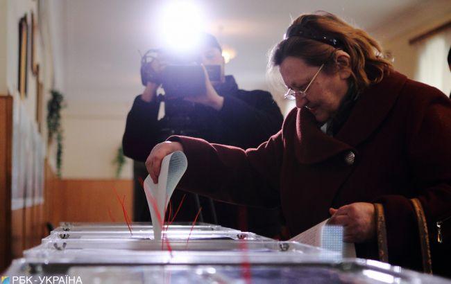 У ЦВК назвали число виборців, що змінили місце голосування