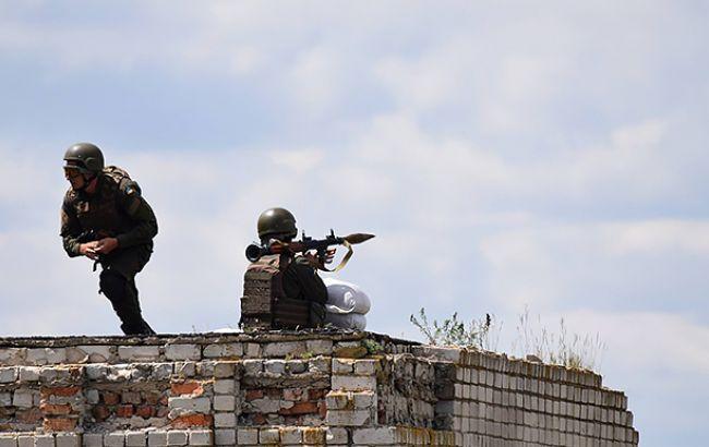 Фото: бійці ВСУ (mil.gov.ua)