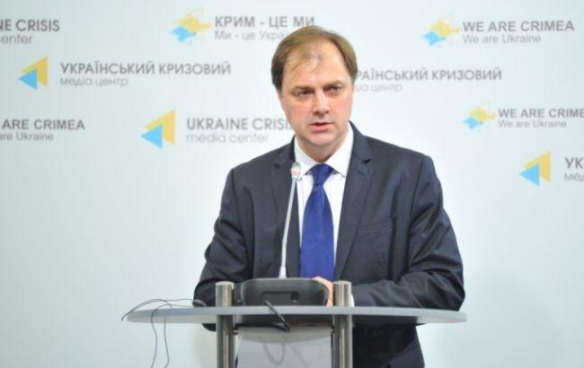 Фото: Ігор Перегінець йде у відставку з 10 травня