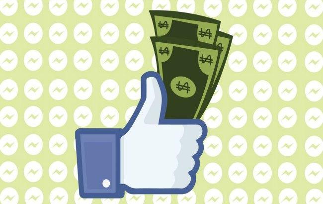 """Фото: оплачивать """"коммуналку"""" можно через мессенджер Facebook"""