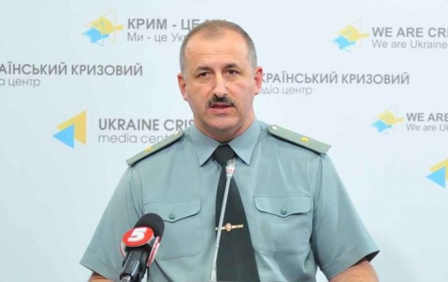 Фото: заступник голови Генштабу ЗСУ Володимир Талалай