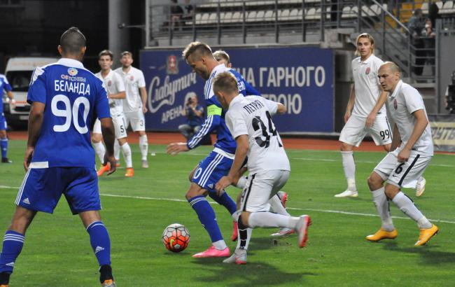 Трансляция матчей чемпионата украины футболу