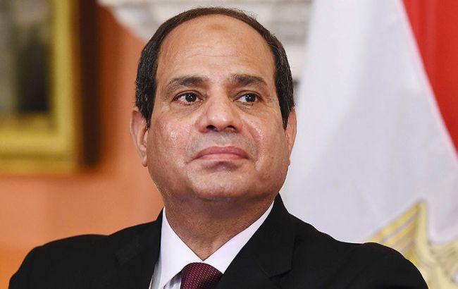 Фото: президент Египта Абдель Фаттах ас-Сиси
