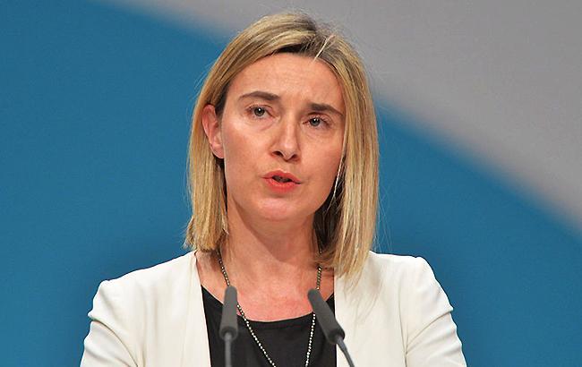 Могеріні закликала РФ звільнити українських моряків
