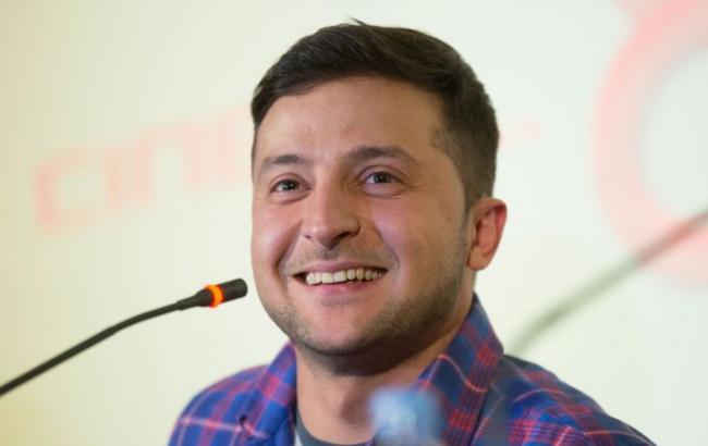Фото: Владимир Зеленский (Инна Соколовская)