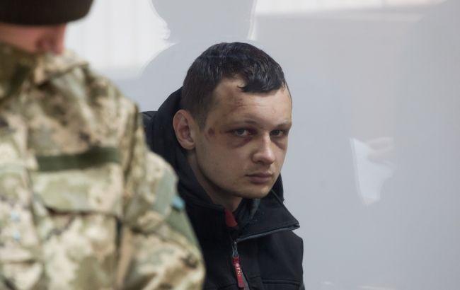 """Суд по мере пресечения """"Азовцу"""" Краснову продолжится 21 марта"""