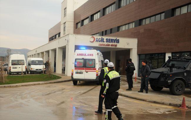 Фото: напад в Туреччині