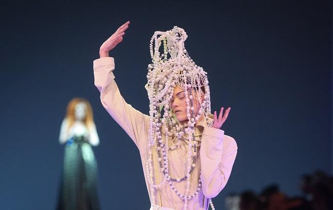 """В Киеве стартовала Ukrainian Fashion Week: модная """"армия"""" спасет мир"""