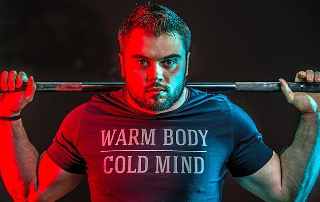 Олімпійський чемпіон Олексій Торохтій (фото - Олексій Торохтій/Karim Safar)