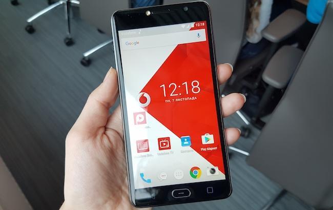 Фото: смартфон Vodafone Ultra 4G