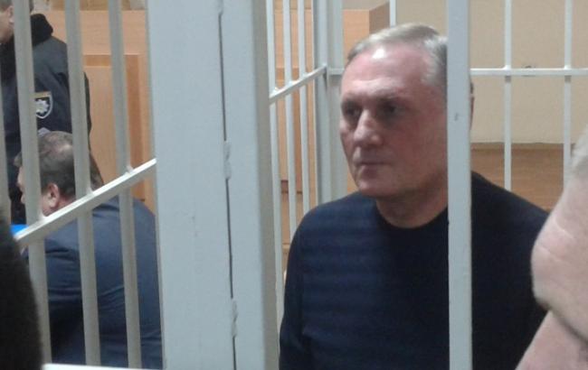 Фото: суд перенес рассмотрение продления ареста Ефремова