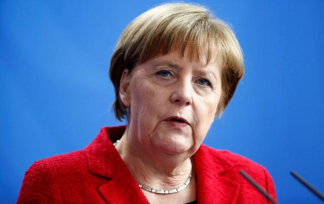 Фото: Ангела Меркель ініціює нові санкції проти РФ