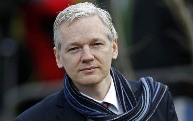 Фото: засновник WikiLeaks Джуліан Ассанж