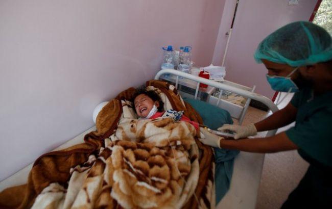 У Ємені зареєстровано понад 2 тис. випадків захворювання на холеру