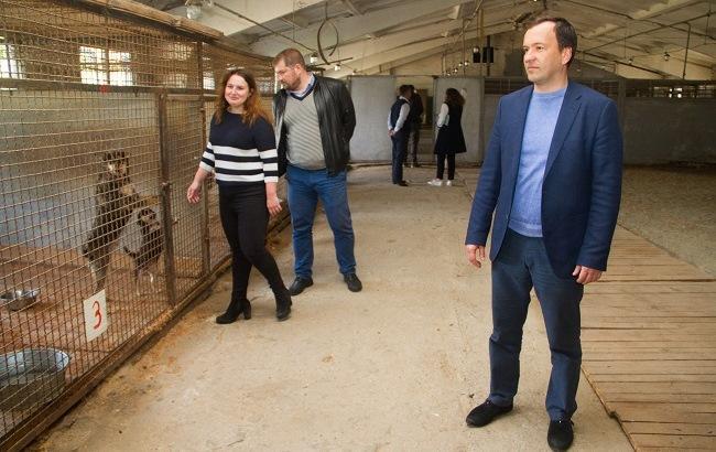 У столичному притулку для тварин збудували 22 вольєри та капітально відремонтували дах, - Пантелеєв
