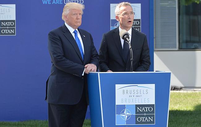 Дональд Трамп готов быть рядом с НАТО, но просит заплатить что причитается